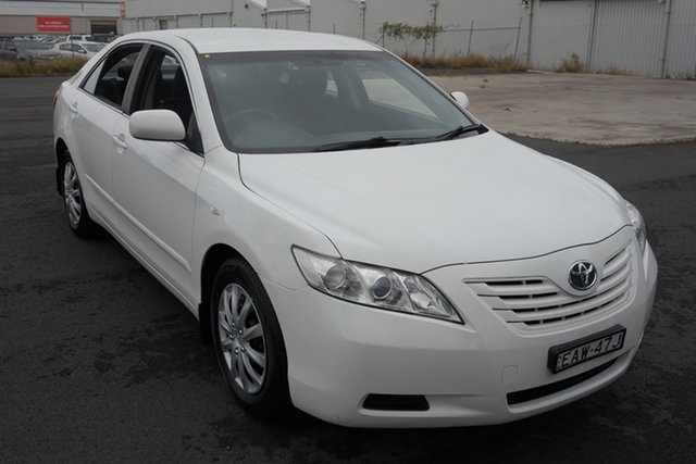 Used Toyota Camry ACV40R Altise Maryville, 2009 Toyota Camry ACV40R Altise White 5 Speed Automatic Sedan