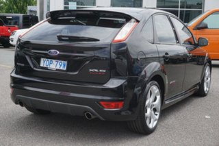 2010 Ford Focus LV XR5 Turbo Black 6 Speed Manual Hatchback