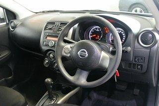 2013 Nissan Almera N17 ST Silver 4 Speed Automatic Sedan