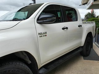 2020 Toyota Hilux SR White 6 Speed Automatic Dual Cab