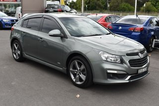 2016 Holden Cruze JH Series II MY16 SRI Z-Series Grey 6 Speed Sports Automatic Hatchback