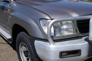 2002 Toyota Landcruiser HZJ105R (4x4) Silver 5 Speed Manual 4x4 Wagon.