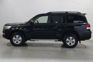 2020 Toyota Landcruiser VDJ200R GXL Eclipse Black 6 Speed Sports Automatic Wagon.