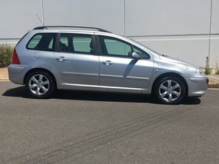 2005 Peugeot 307 T5 MY05 XSR Touring HDi 5 Speed Manual Wagon.