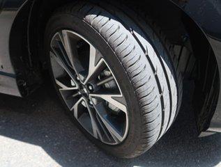 2020 Kia Picanto JA MY21 GT-Line Black 4 Speed Automatic Hatchback