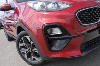 2019 Kia Sportage QL MY19 Si 2WD Premium Fiery Red 6 Speed Sports Automatic Wagon.