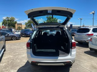 2014 Ford Territory SZ MkII TX Seq Sport Shift AWD White 6 Speed Sports Automatic Wagon