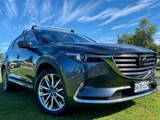 2019 Mazda CX-9 TC Azami SKYACTIV-Drive i-ACTIV AWD Machine Grey 6 Speed Sports Automatic Wagon.