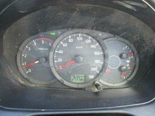 2009 Mitsubishi Triton MN MY10 GLX White 5 Speed Manual Cab Chassis