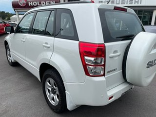 2012 Suzuki Grand Vitara JB MY09 Urban White 4 Speed Automatic Wagon