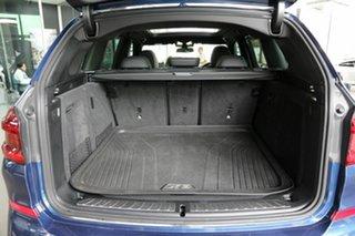 2019 BMW X3 G01 M40i Steptronic Blue 8 Speed Automatic Wagon