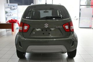 2021 Suzuki Ignis MF Series II GLX Khaki 1 Speed Constant Variable Hatchback