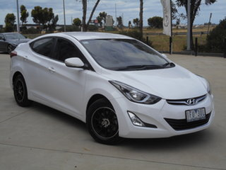 2015 Hyundai Elantra MD3 Active 6 Speed Sports Automatic Sedan.