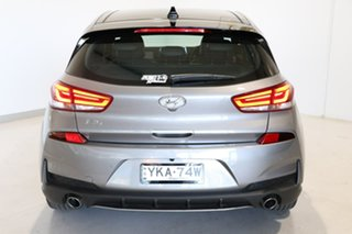 2020 Hyundai i30 PD.V4 MY21 N Line D-CT Premium Silver 7 Speed Sports Automatic Dual Clutch.