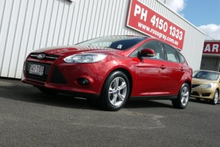2013 Ford Focus LW MkII Trend 5 Speed Manual Hatchback.