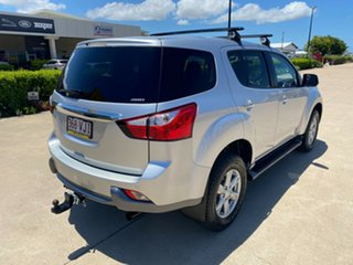 2014 Isuzu MU-X MY14 LS-U Rev-Tronic Silver 5 Speed Sports Automatic Wagon.