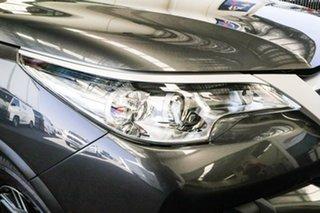 2015 Toyota Fortuner GUN156R GX Graphite 6 Speed Automatic Wagon
