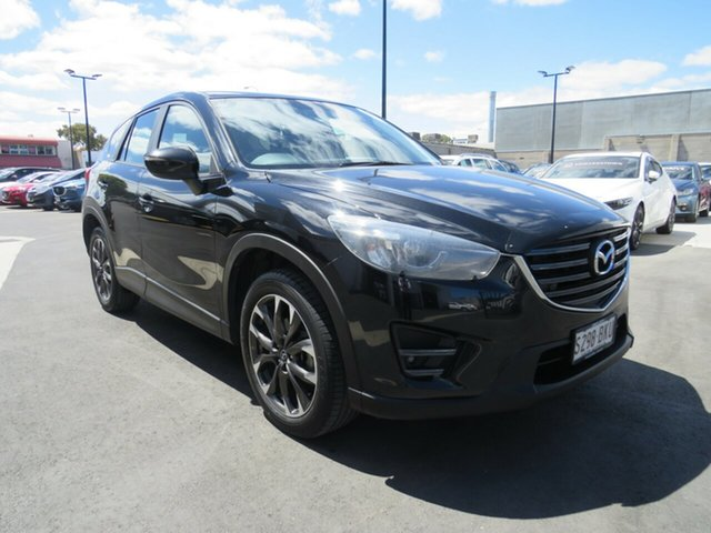 Used Mazda CX-5 KE1032 Grand Touring SKYACTIV-Drive AWD Edwardstown, 2016 Mazda CX-5 Grand Touring SKYACTIV-Drive AWD Wagon