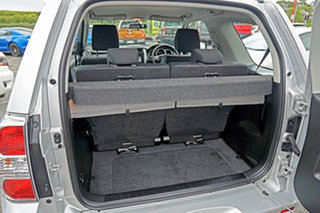 2016 Suzuki Grand Vitara JB Navigator Silver 4 Speed Automatic Hardtop