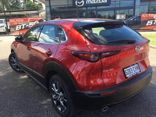 2020 Mazda CX-30 DM2W7A G20 SKYACTIV-Drive Astina Soul Red 6 Speed Sports Automatic Wagon