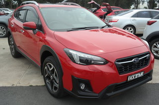 2019 Subaru XV G5X MY19 2.0i-L Lineartronic AWD Red 7 Speed Constant Variable Wagon.