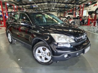 2009 Honda CR-V RE MY2007 Sport 4WD Black 5 Speed Automatic Wagon.