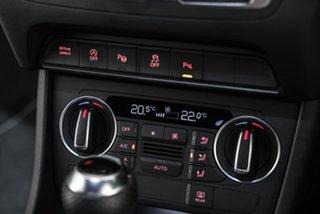 2017 Audi Q3 8U MY17 TFSI S Tronic Quattro Sport Silver 7 Speed Sports Automatic Dual Clutch Wagon