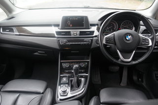 2015 BMW 2 Series F45 218i Active Tourer Steptronic Sport Line White 6 Speed Automatic Hatchback