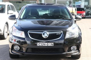 2011 Holden Cruze JH MY12 SRi Black 6 Speed Automatic Hatchback