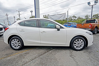 2018 Mazda 3 BN5478 Maxx SKYACTIV-Drive Sport White 6 Speed Sports Automatic Hatchback