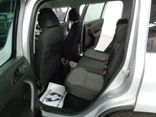 2012 Skoda Yeti 5L 77TSI DSG Silver 7 Speed Sports Automatic Dual Clutch Wagon