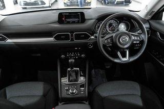 2019 Mazda CX-5 KF4WLA Maxx SKYACTIV-Drive i-ACTIV AWD Sport Blue 6 Speed Sports Automatic Wagon.
