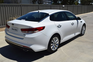2017 Kia Optima JF MY17 SI White 6 Speed Sports Automatic Sedan