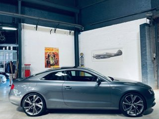 2013 Audi A5 8T MY13 Multitronic Grey 8 Speed Constant Variable Coupe.