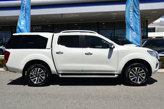 2015 Nissan Navara D23 ST-X White 6 Speed Manual Utility