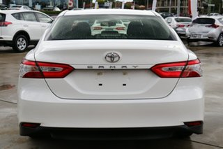 2019 Toyota Camry ASV70R Ascent Frosted White 6 Speed Automatic Sedan