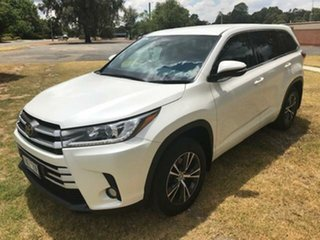 2019 Toyota Kluger Kluger 4x2 GX 3.5L Petrol Automatic Wagon 9T87100 002 White Automatic Wagon.