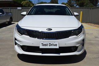 2017 Kia Optima JF MY17 SI White 6 Speed Sports Automatic Sedan.
