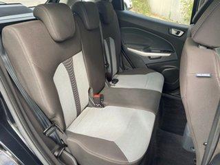 2015 Ford Ecosport BK Ambiente PwrShift Black 6 Speed Sports Automatic Dual Clutch Wagon