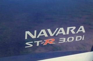 2002 Nissan Navara D22 MY2002 ST-R Blue 5 Speed Manual Utility