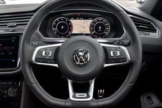 2018 Volkswagen Tiguan 5N MY18 162TSI Highline DSG 4MOTION Allspace Blue 7 Speed