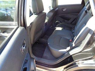2010 Nissan Dualis J10 MY2009 Ti AWD Black 6 Speed Manual Hatchback