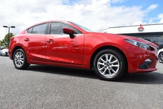 2015 Mazda 3 BM5278 Touring SKYACTIV-Drive Red/Black 6 Speed Sports Automatic Sedan