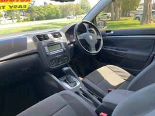 2006 Volkswagen Golf V Comfortline Tiptronic Grey 6 Speed Sports Automatic Hatchback