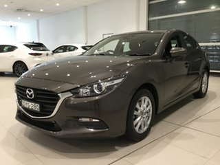 2018 Mazda 3 BN5478 Neo SKYACTIV-Drive Sport Bronze 6 Speed Sports Automatic Hatchback