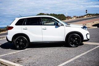 2018 Suzuki Vitara LY S Turbo 2WD White 6 Speed Sports Automatic Wagon.