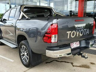 2018 Toyota Hilux SR5 Grey 6 Speed Automatic Dual Cab