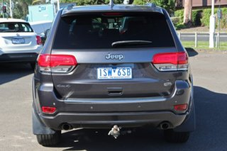 2014 Jeep Grand Cherokee WK MY15 Overland Grey 8 Speed Sports Automatic Wagon.