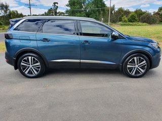 2018 Peugeot 5008 P87 GT Green Automatic Wagon.