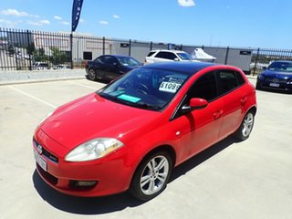 2009 Fiat Ritmo Dynamic Bright Red 5 Speed Manual Hatchback